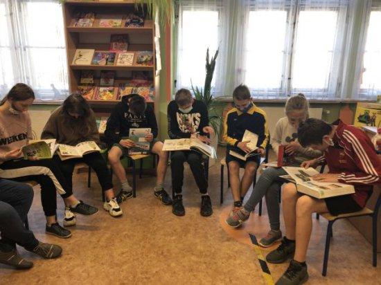 Tydzień Bibliotek w ząbkowickiej książnicy