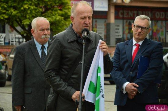 """""""Tu rodziła się »Solidarność« Rolników"""""""