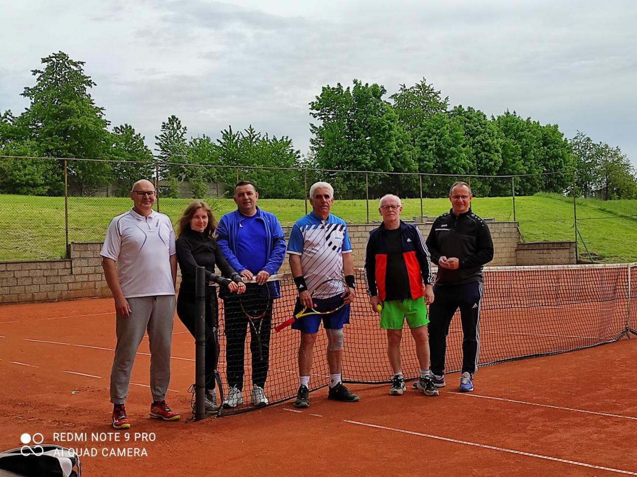 Turniej Tenisa Ziemnego na ząbkowickich kortach