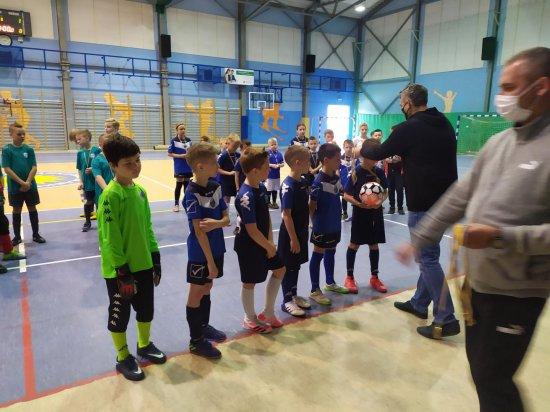 III Turniej Ząbkowickiej Ligi Mini Futsalu