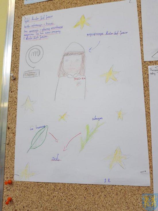 """Kamieniec Ząbk: """"Czytam z klasą. Lekturki spod chmurki"""" w klasie 3B"""