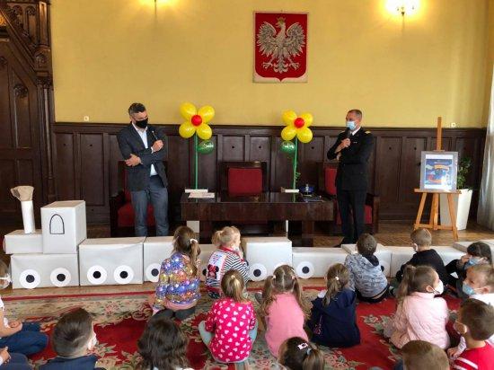Cała Polska czyta dzieciom w ząbkowickiej bibliotece