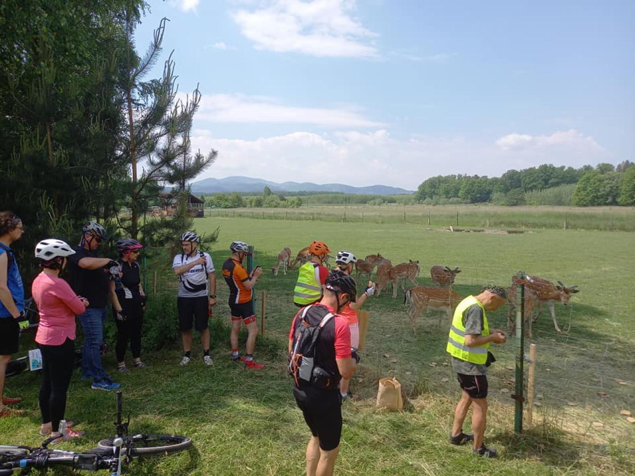 Rekreacyjny rajd zainaugurował sezon rowerowy w gminie Złoty Stok