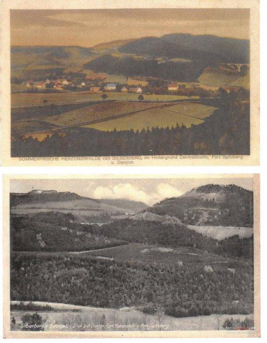 Krajobraz kulturowy szlaku dawnej kolei Sowiogórskiej wpisany do rejestru zabytków