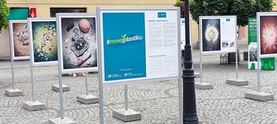 """""""Górska Odyseja"""": śmieciowe skarby na ekologicznej wystawie w Ząbkowicach Śląskich"""
