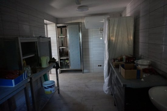 Postępuje remont świetlicy w Płonicy