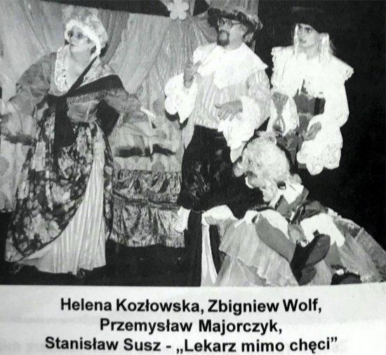 Mija 76 lat od wystawienia pierwszej sztuki Teatru Miejskiego. We wrześniu ma się reaktywować