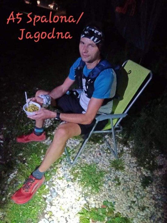 Mieszkaniec Gminy Bardo bierze udział w Dolnośląskim Festiwalu Biegów Górskich