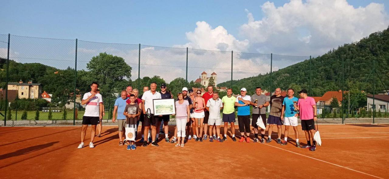 Turniej z okazji otwarcia kortów tenisowych w Bardzie