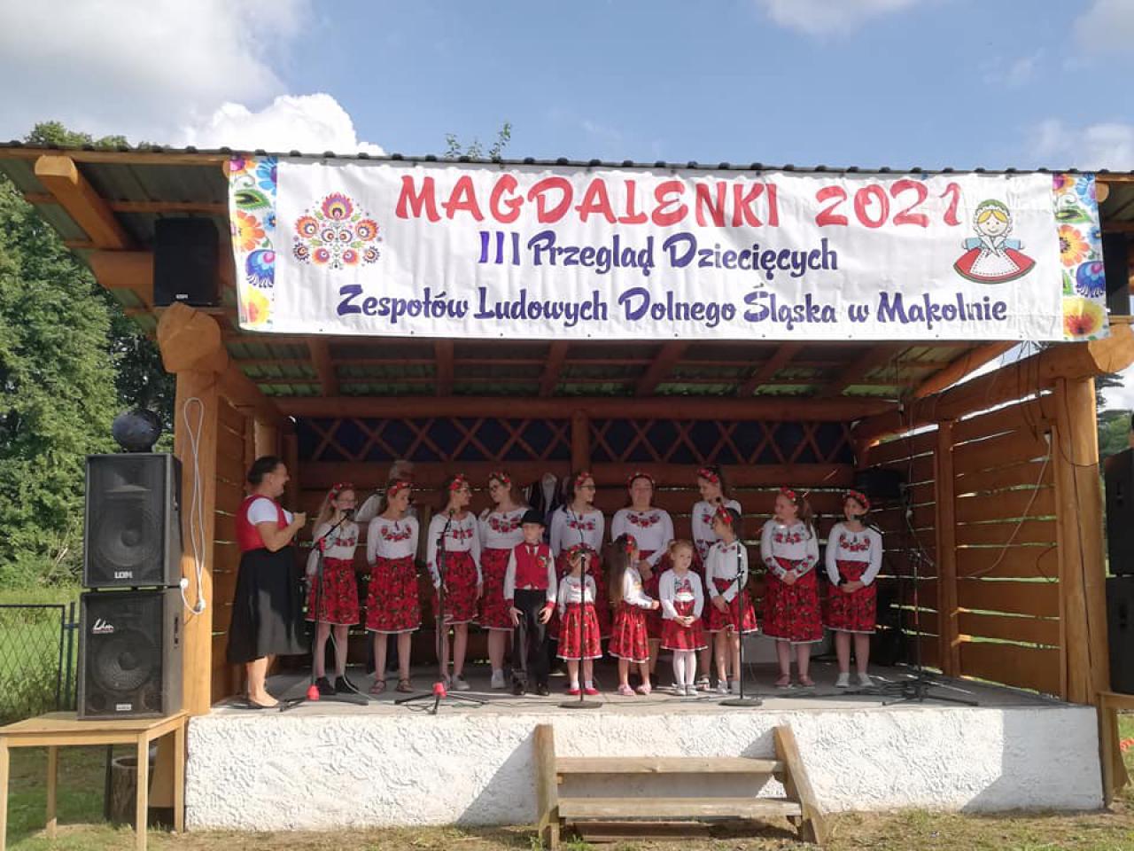 [FOTO] Magdalenki 2021 w Mąkolnie