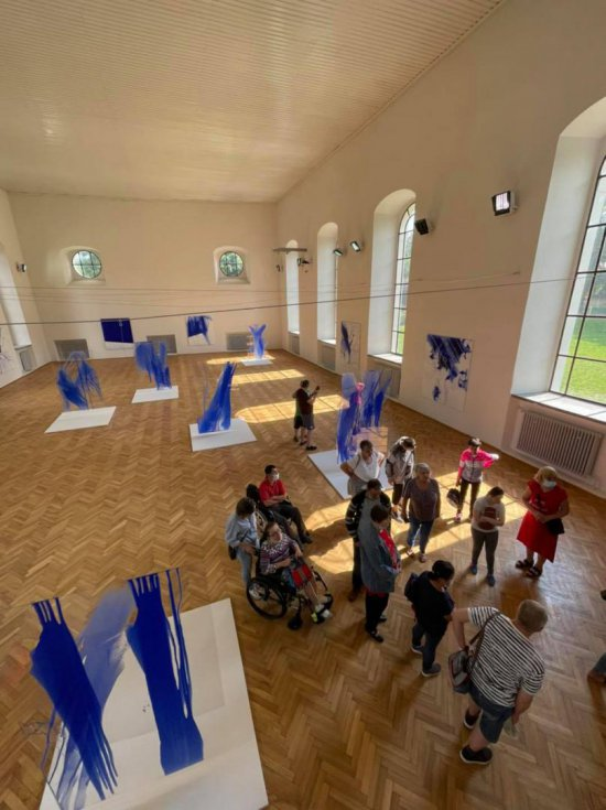 Wizyta podopiecznych ze Stowarzyszenia św. Celestyna w Ziębicach