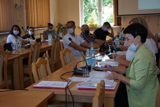 XXVII sesja Rady Miejskiej Złotego Stoku