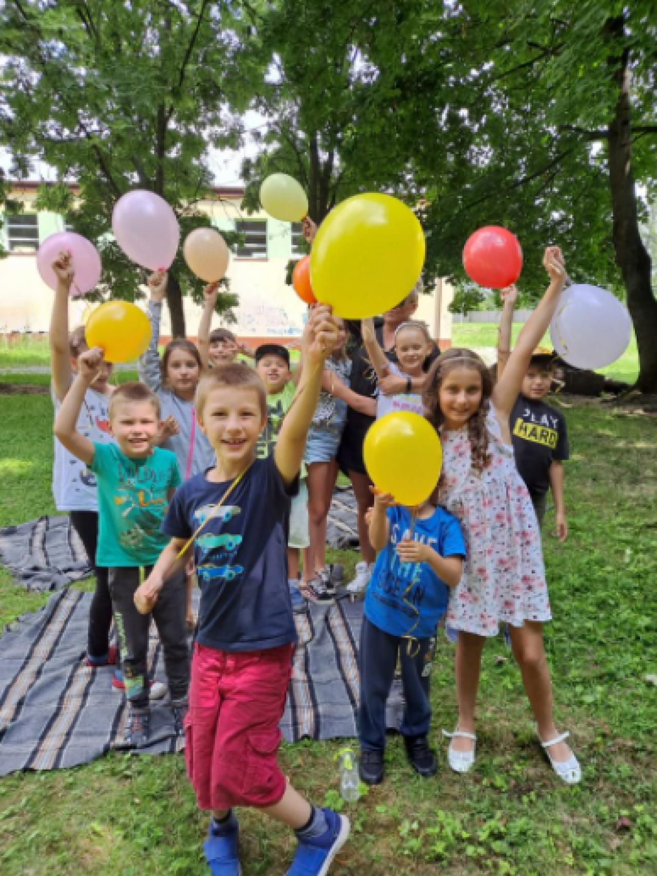 Półkolonia Letnia 2021 dla dzieci z gminy Ziębice za nami