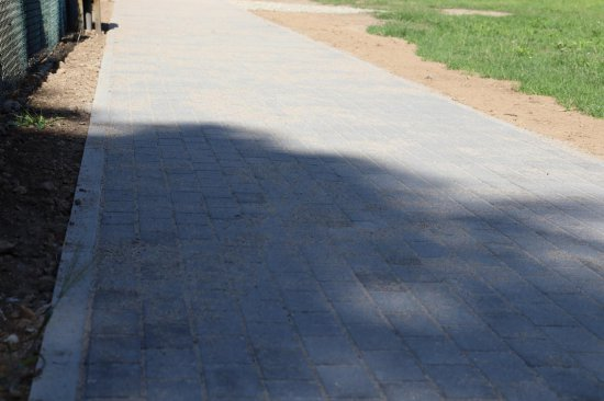 [FOTO] Nowy chodnik przy ulicy Robotniczej w Ząbkowicach Śląskich