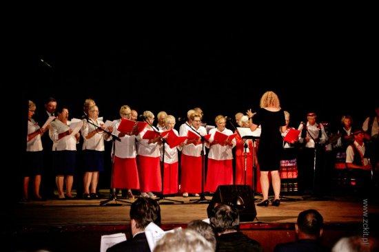 Śpiewem uczcili Powstanie Warszawskie