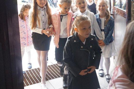 Rozpoczęcie roku szkolnego w Złotym Stoku
