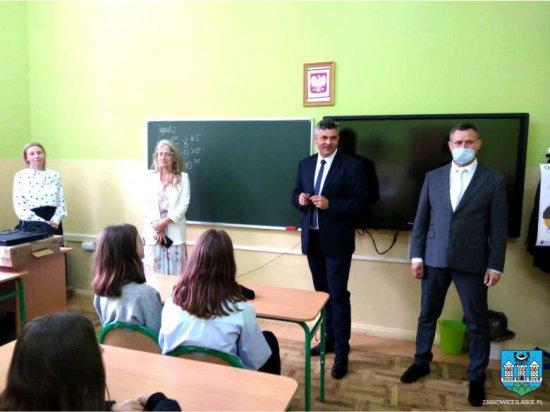 nowy rok szkolny Ząbkowice Ślaskie