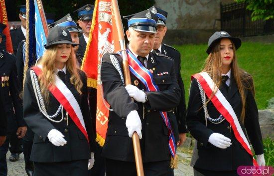 Uczcili stulecie Związku Ochotniczych Straży Pożarnych w Ziębicach