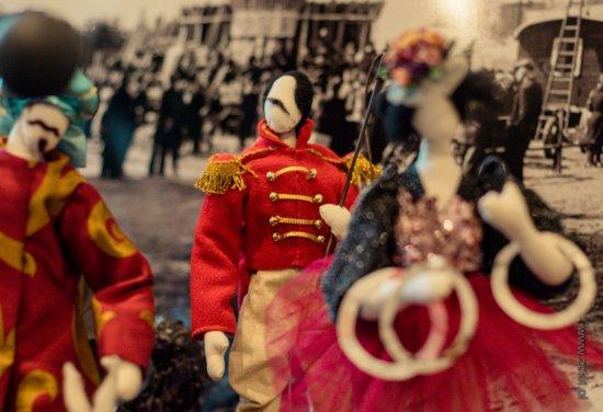 Sentymentalne powroty - wystawa lalek artystycznych