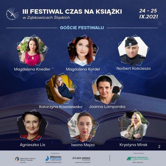 Festiwal Czas na Książki
