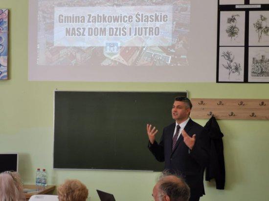 Ząbkowicki Uniwersytet Trzeciego Wieku zainaugurował kolejny rok akademicki