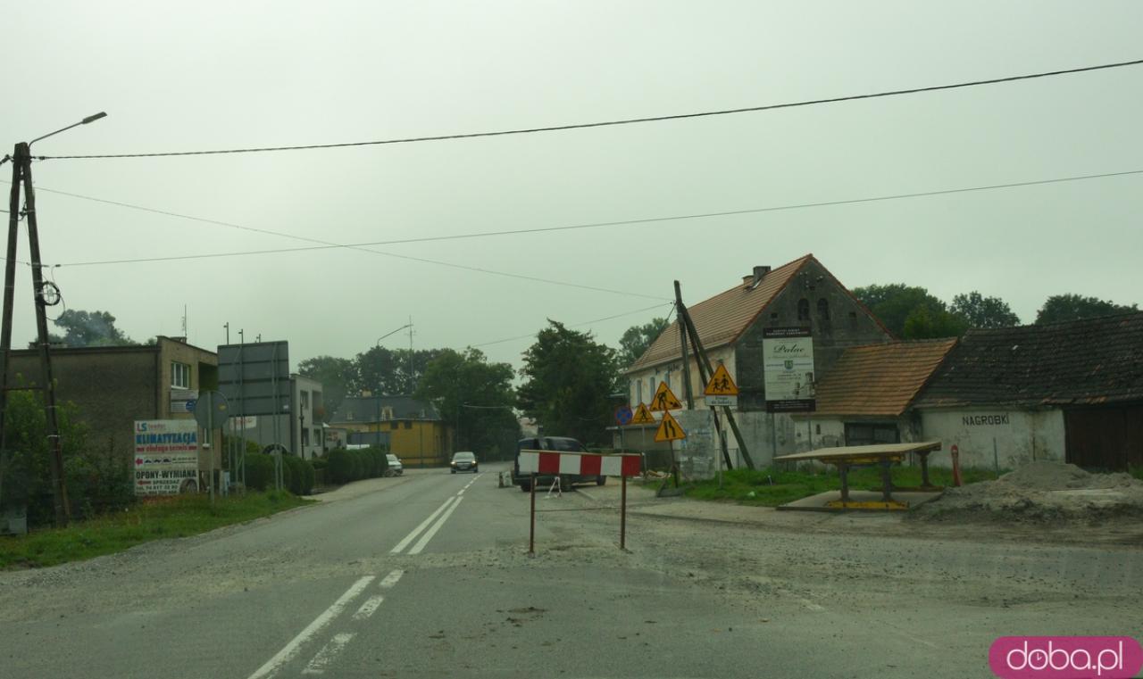 Ruszył remont drogi między Sosnową a Płonicą