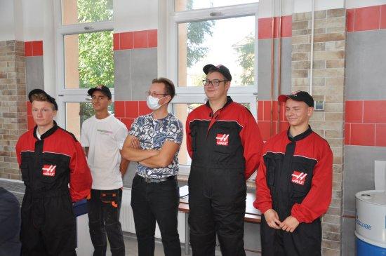 Nowa pracownia obrabiarek CNC otwarta w ZSZ w Ząbkowicach Śląskich