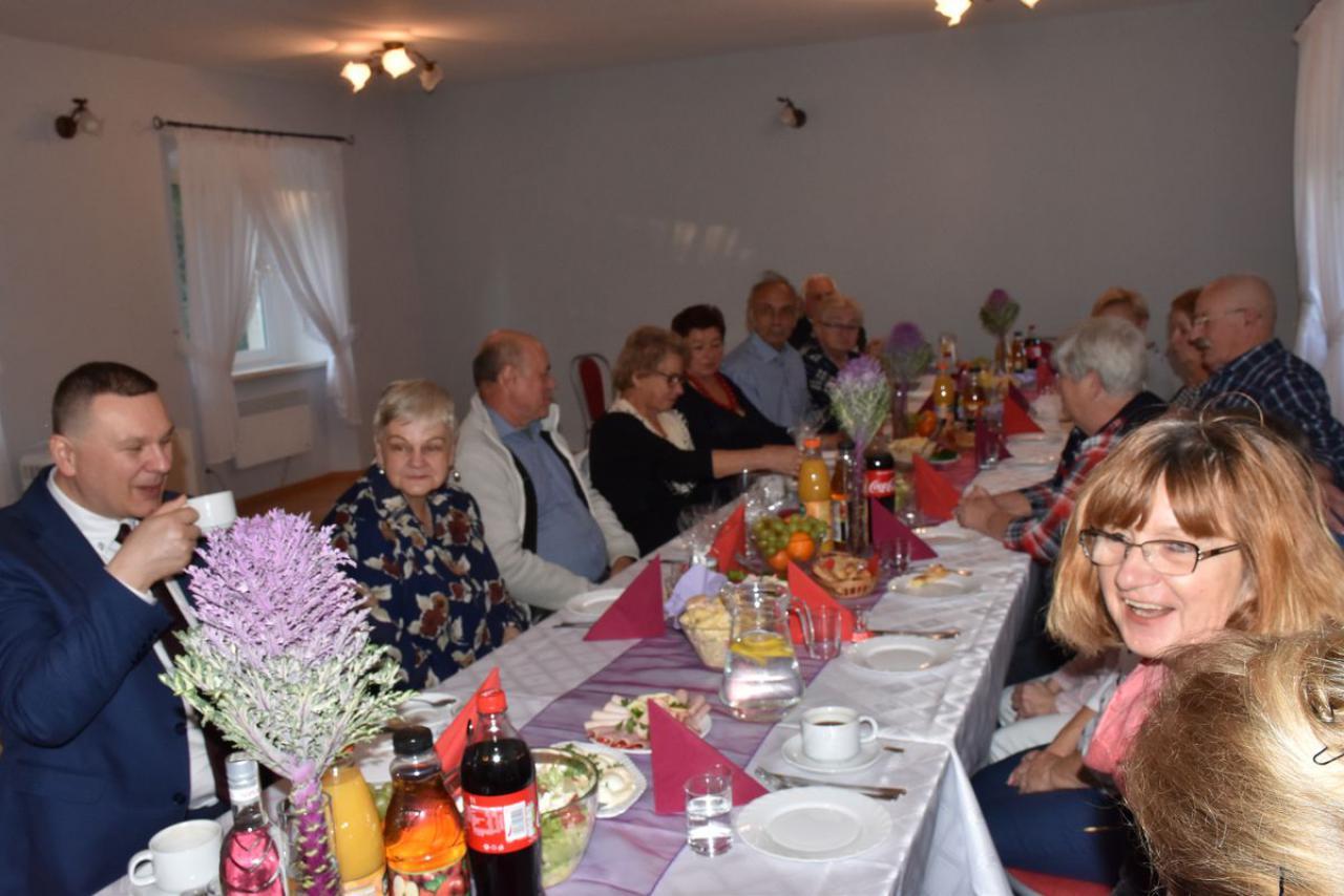 Dzień Seniora w sołectwach Przyłęk i Potworów